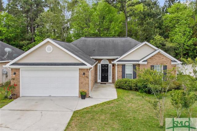 120 Aquinnah Drive, Pooler, GA 31322 (MLS #205407) :: The Arlow Real Estate Group
