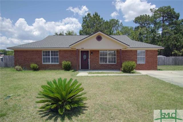 859 Lyndsi Lane, Hinesville, GA 31313 (MLS #205409) :: Karyn Thomas