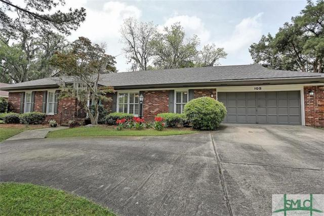 105 Shamrock Circle, Savannah, GA 31406 (MLS #205428) :: The Randy Bocook Real Estate Team
