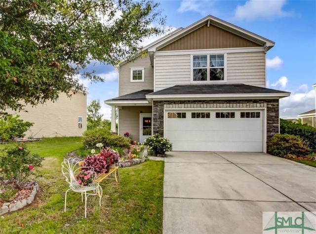 81 Hamilton Grove Drive, Pooler, GA 31322 (MLS #205430) :: The Randy Bocook Real Estate Team
