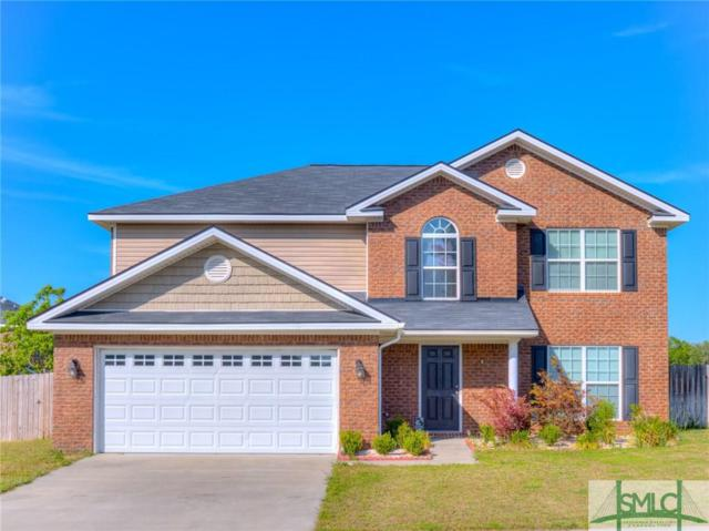 417 Manchester Court, Midway, GA 31320 (MLS #205455) :: Coastal Savannah Homes
