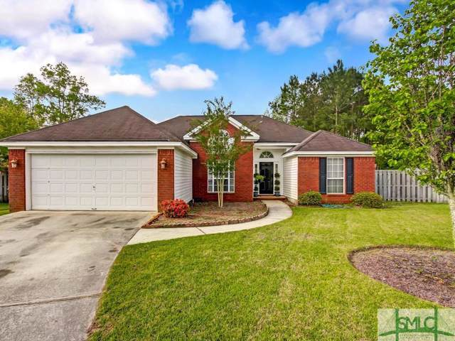 5 Finch Court, Savannah, GA 31419 (MLS #205468) :: Teresa Cowart Team