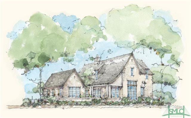 77 Village Park Lane, Richmond Hill, GA 31324 (MLS #205484) :: The Randy Bocook Real Estate Team