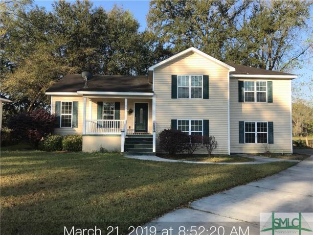 107 Live Oak Lane, Garden City, GA 31408 (MLS #205509) :: The Arlow Real Estate Group