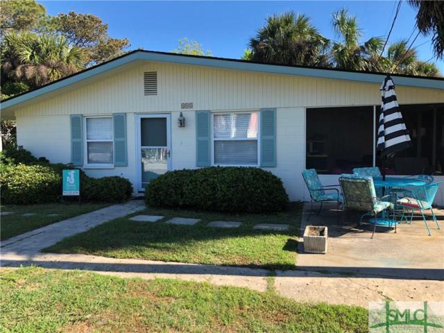 408 Tybrisa Avenue, Tybee Island, GA 31328 (MLS #205519) :: Keller Williams Realty-CAP
