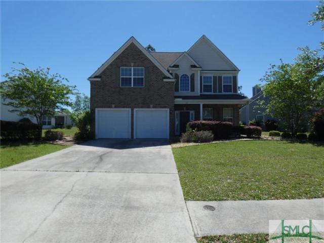 22 Old Bridge Drive, Pooler, GA 31322 (MLS #205520) :: The Randy Bocook Real Estate Team