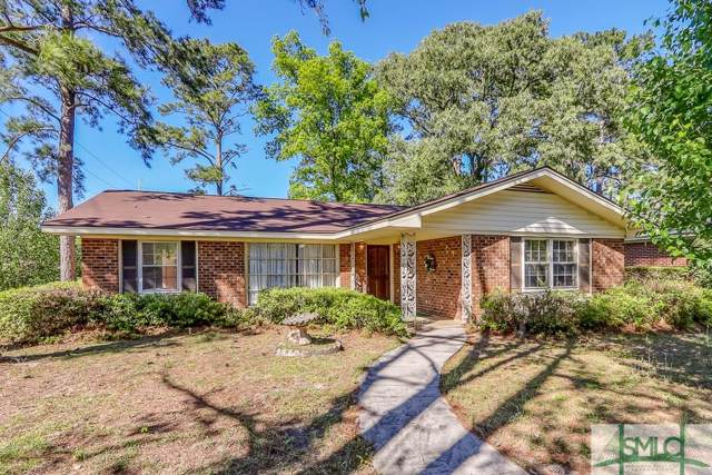 2002 Bacon Park Drive, Savannah, GA 31406 (MLS #205529) :: Coastal Savannah Homes