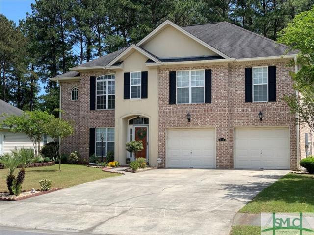 476 Copper Creek Circle, Pooler, GA 31322 (MLS #205531) :: RE/MAX All American Realty