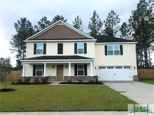 154 Blackwater Way, Springfield, GA 31329 (MLS #205546) :: The Arlow Real Estate Group