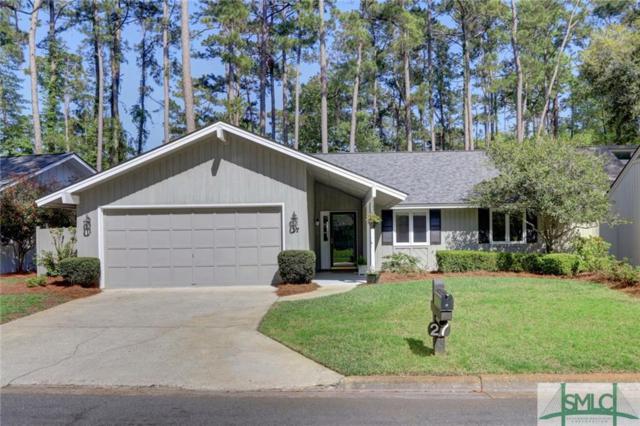 27 Village Green Circle, Savannah, GA 31411 (MLS #205555) :: The Arlow Real Estate Group
