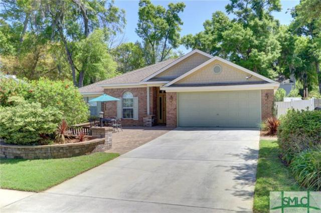 136 Druid Circle, Savannah, GA 31410 (MLS #205571) :: The Arlow Real Estate Group