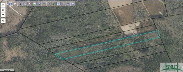 Parcel 3 Sam Smart Road, Clyo, GA 31303 (MLS #205608) :: Bocook Realty