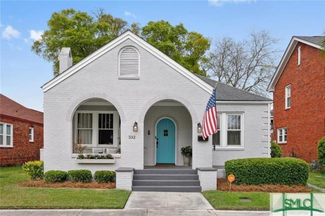 532 E 51st Street, Savannah, GA 31405 (MLS #205633) :: Coastal Savannah Homes