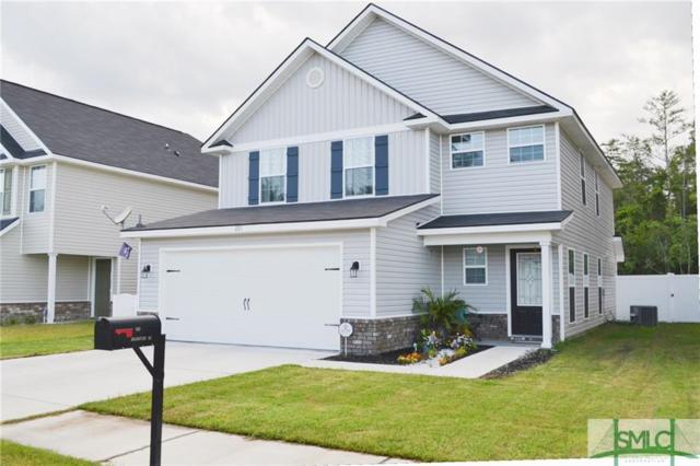 221 Grandview Drive, Hinesville, GA 31313 (MLS #205654) :: The Randy Bocook Real Estate Team