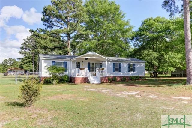 115 Eagle Drive, Springfield, GA 31312 (MLS #205656) :: The Arlow Real Estate Group