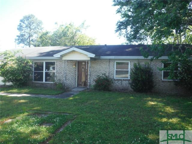 208 Dixie Street, Port Wentworth, GA 31407 (MLS #205657) :: The Arlow Real Estate Group