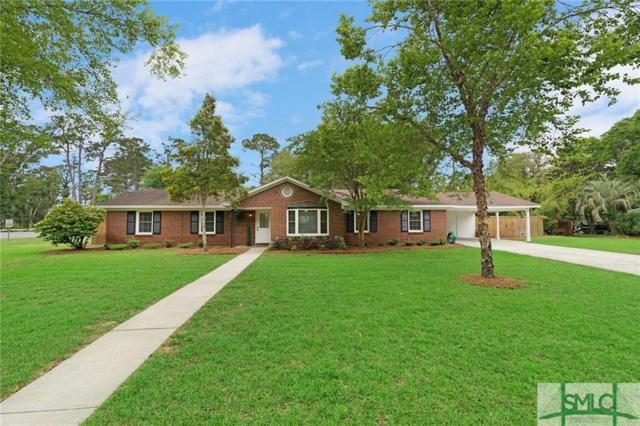 101 Grosvenor Road, Savannah, GA 31410 (MLS #205672) :: The Randy Bocook Real Estate Team