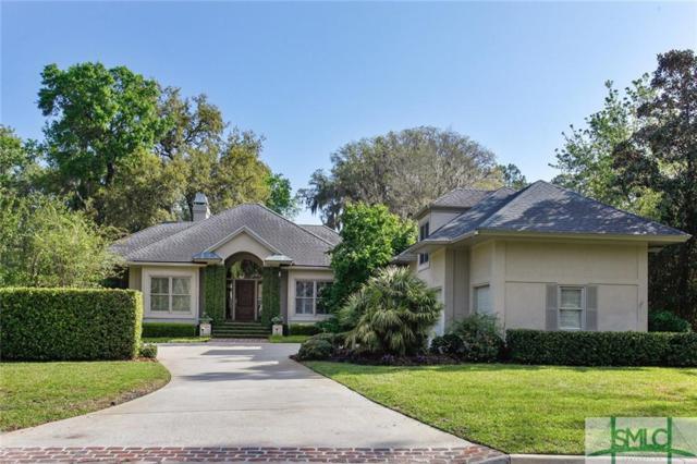 7 Waterside Road, Savannah, GA 31411 (MLS #205702) :: Teresa Cowart Team