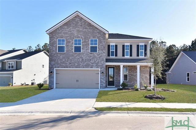103 Arusha Avenue, Savannah, GA 31419 (MLS #205734) :: The Randy Bocook Real Estate Team