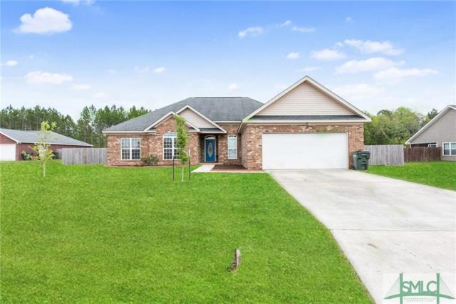 61 Ashley Lane NE, Ludowici, GA 31316 (MLS #205747) :: Coastal Savannah Homes