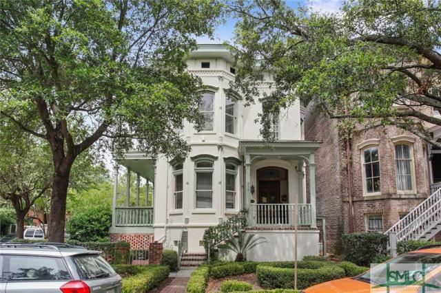 212 W Hall Street, Savannah, GA 31401 (MLS #205748) :: Keller Williams Realty-CAP