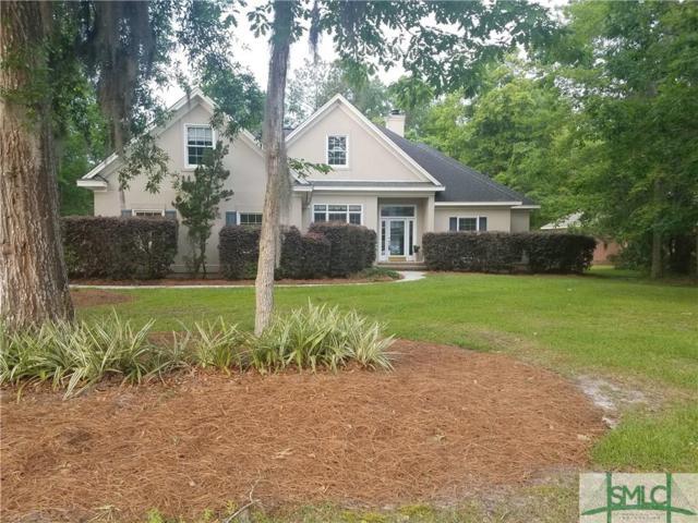 503 Southbridge Boulevard, Savannah, GA 31405 (MLS #205751) :: The Arlow Real Estate Group