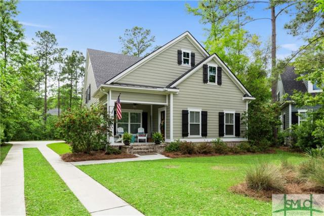 40 Cherry Tree Court, Richmond Hill, GA 31324 (MLS #205759) :: The Randy Bocook Real Estate Team