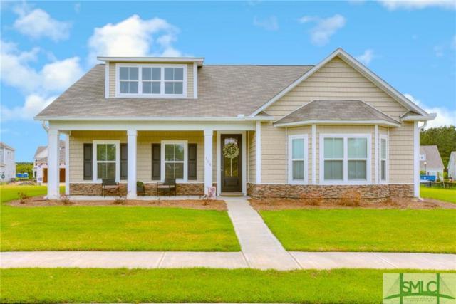 116 Parkside Boulevard, Port Wentworth, GA 31407 (MLS #205779) :: The Arlow Real Estate Group