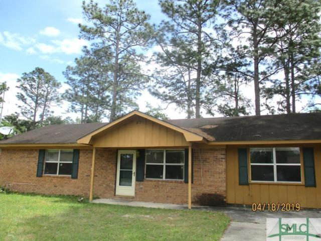 476 Elm Street, Hinesville, GA 31313 (MLS #205780) :: Teresa Cowart Team