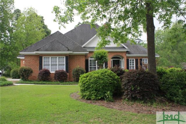 111 Baysprings Place, Savannah, GA 31405 (MLS #205793) :: The Arlow Real Estate Group
