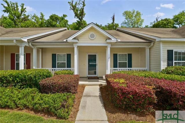 112 Travertine Circle, Savannah, GA 31419 (MLS #205795) :: The Arlow Real Estate Group