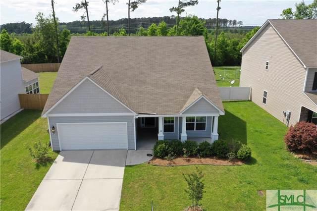 363 O'hara Drive, Richmond Hill, GA 31324 (MLS #205806) :: The Arlow Real Estate Group