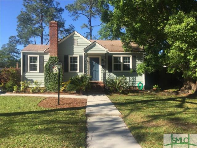 604 E 60th Street, Savannah, GA 31405 (MLS #205808) :: The Arlow Real Estate Group