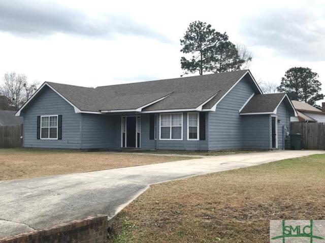 515 Elm Street, Hinesville, GA 31313 (MLS #205814) :: The Randy Bocook Real Estate Team