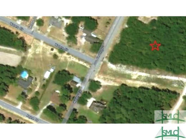 0 Waters Circle, Pembroke, GA 31321 (MLS #205862) :: Bocook Realty