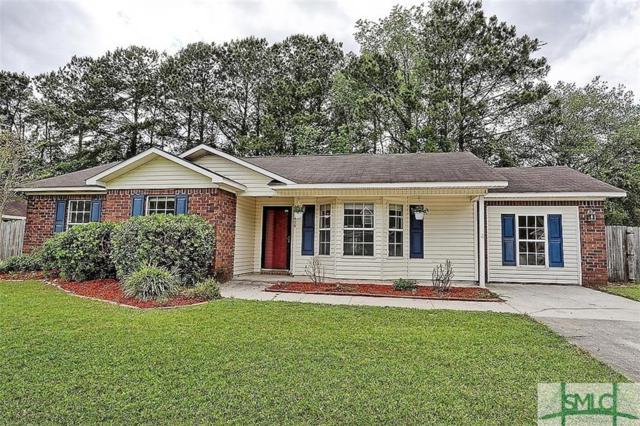 459 Garden Acres Way, Pooler, GA 31322 (MLS #205868) :: The Arlow Real Estate Group