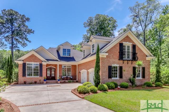 130 Kent Trail, Pooler, GA 31322 (MLS #205874) :: Coastal Savannah Homes