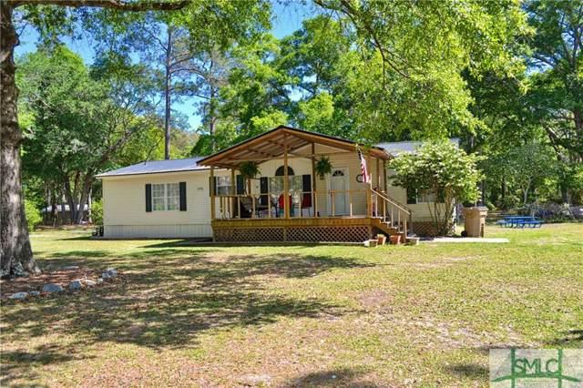 163 Saxon Drive, Guyton, GA 31312 (MLS #205894) :: Keller Williams Realty-CAP