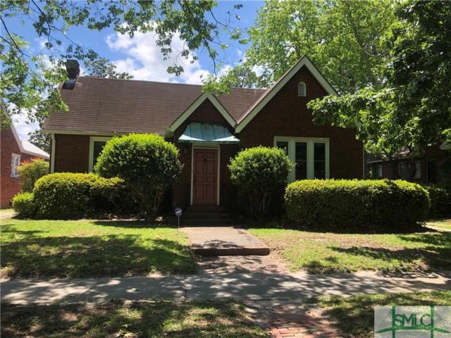 415 E 52nd Street, Savannah, GA 31405 (MLS #205904) :: The Randy Bocook Real Estate Team