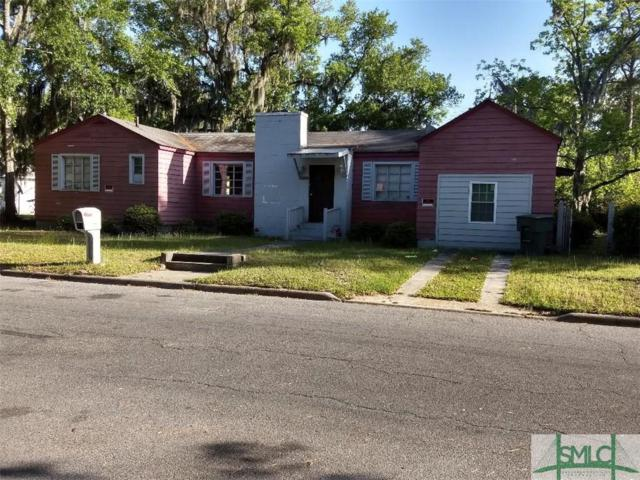 2325 Mississippi Avenue, Savannah, GA 31404 (MLS #205914) :: Keller Williams Realty-CAP