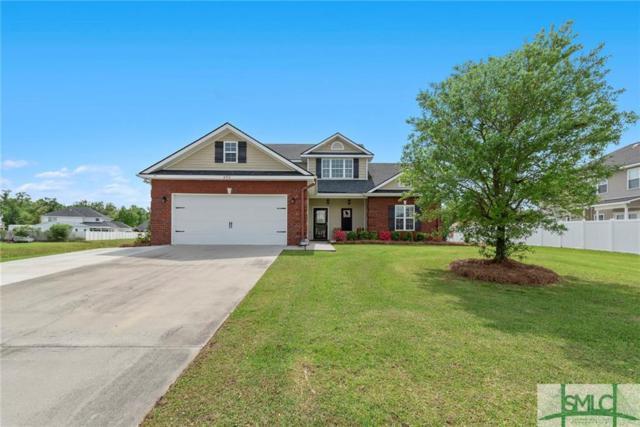 602 Red Oak Lane, Hinesville, GA 31313 (MLS #205921) :: Keller Williams Realty-CAP