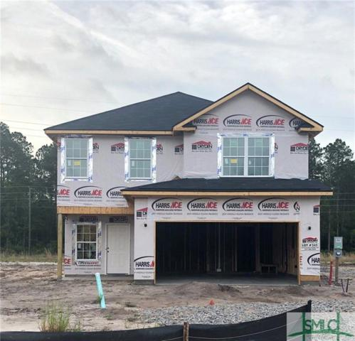 1229 Cypress Fall Circle, Hinesville, GA 31313 (MLS #205942) :: The Randy Bocook Real Estate Team