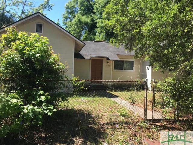 2029 Tennessee Avenue, Savannah, GA 31404 (MLS #205950) :: The Arlow Real Estate Group