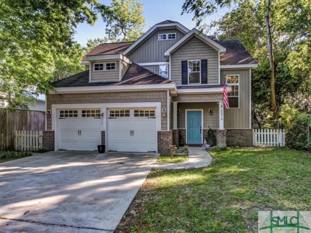 3213 Russell Street, Thunderbolt, GA 31404 (MLS #205959) :: The Randy Bocook Real Estate Team