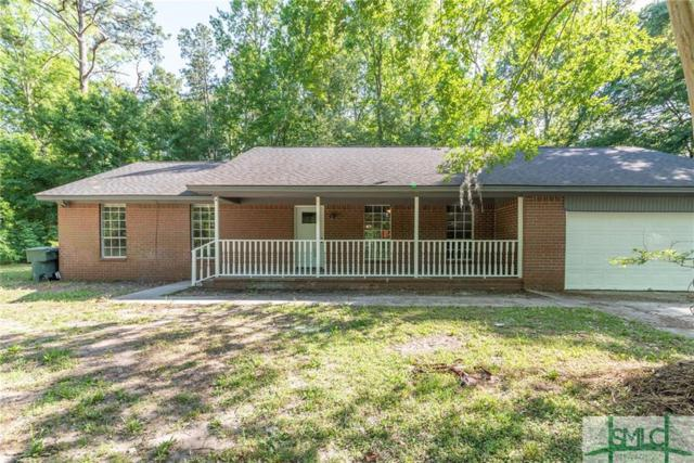 1701 Toomer Street, Savannah, GA 31405 (MLS #205973) :: The Randy Bocook Real Estate Team
