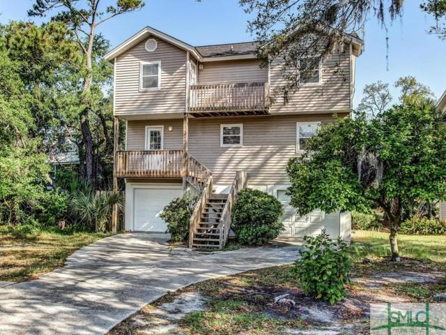 1005 Bay Street, Tybee Island, GA 31328 (MLS #205976) :: Coastal Savannah Homes