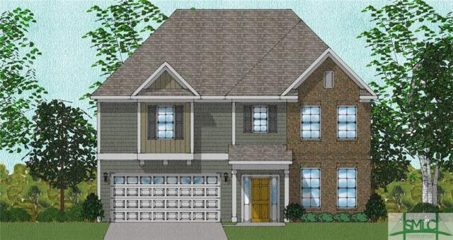 3751 Castleoak Drive, Richmond Hill, GA 31324 (MLS #205983) :: The Arlow Real Estate Group