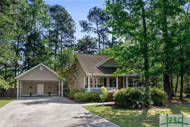 94 Wiregrass Trail, Rincon, GA 31326 (MLS #206002) :: The Arlow Real Estate Group