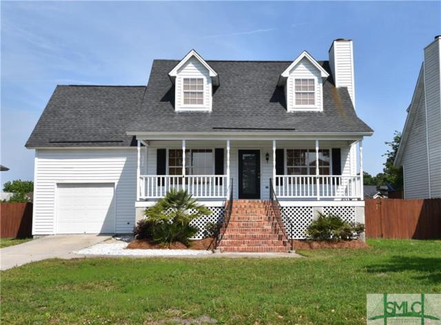 202 Stonebridge Lane, Savannah, GA 31410 (MLS #206013) :: Coastal Savannah Homes