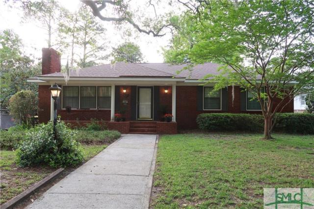349 Kensington Drive, Savannah, GA 31405 (MLS #206035) :: The Arlow Real Estate Group